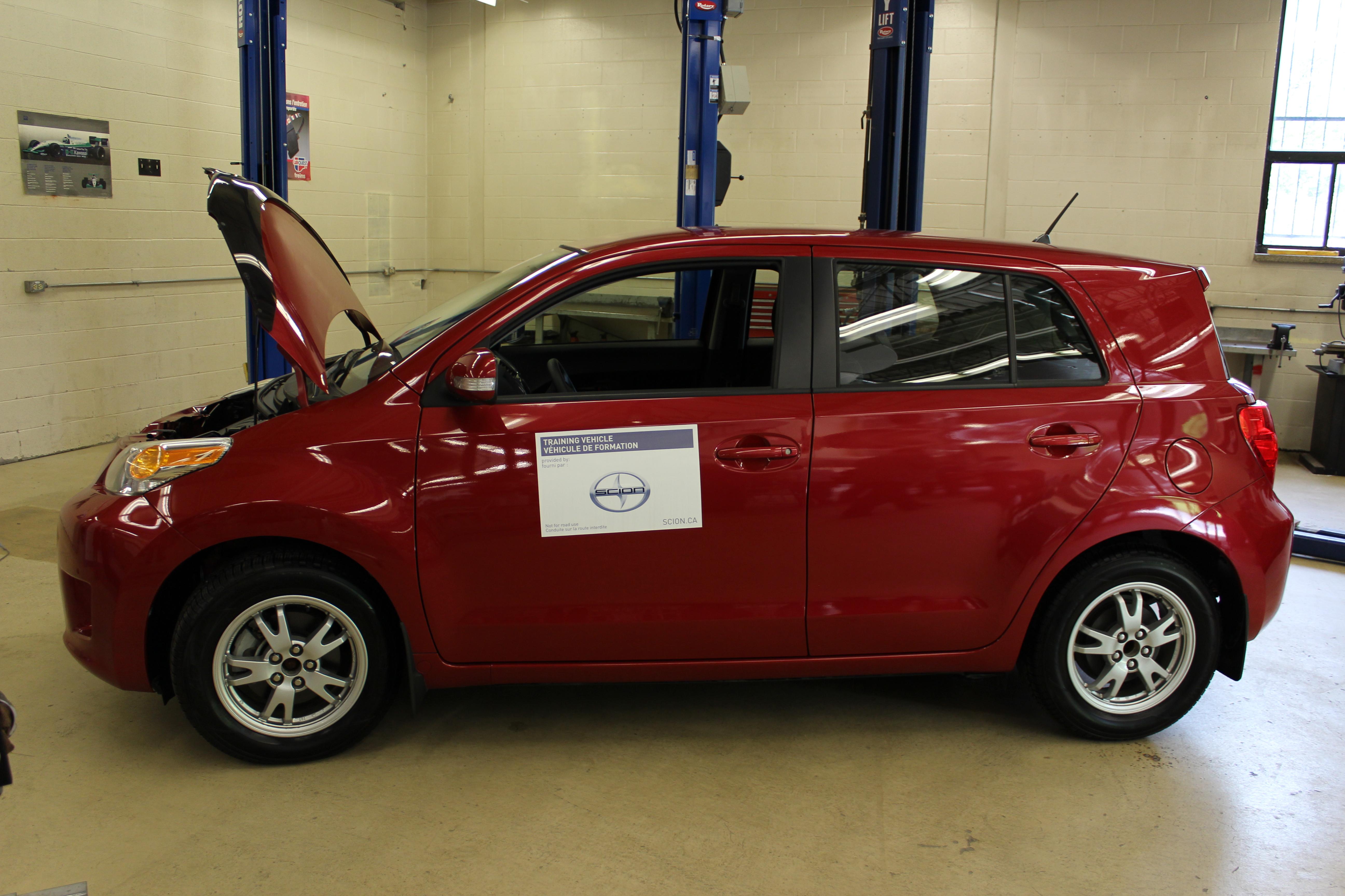 Toyota Canada et Estrie Toyota, partenaires du CRIF à Val-des-Cerfs