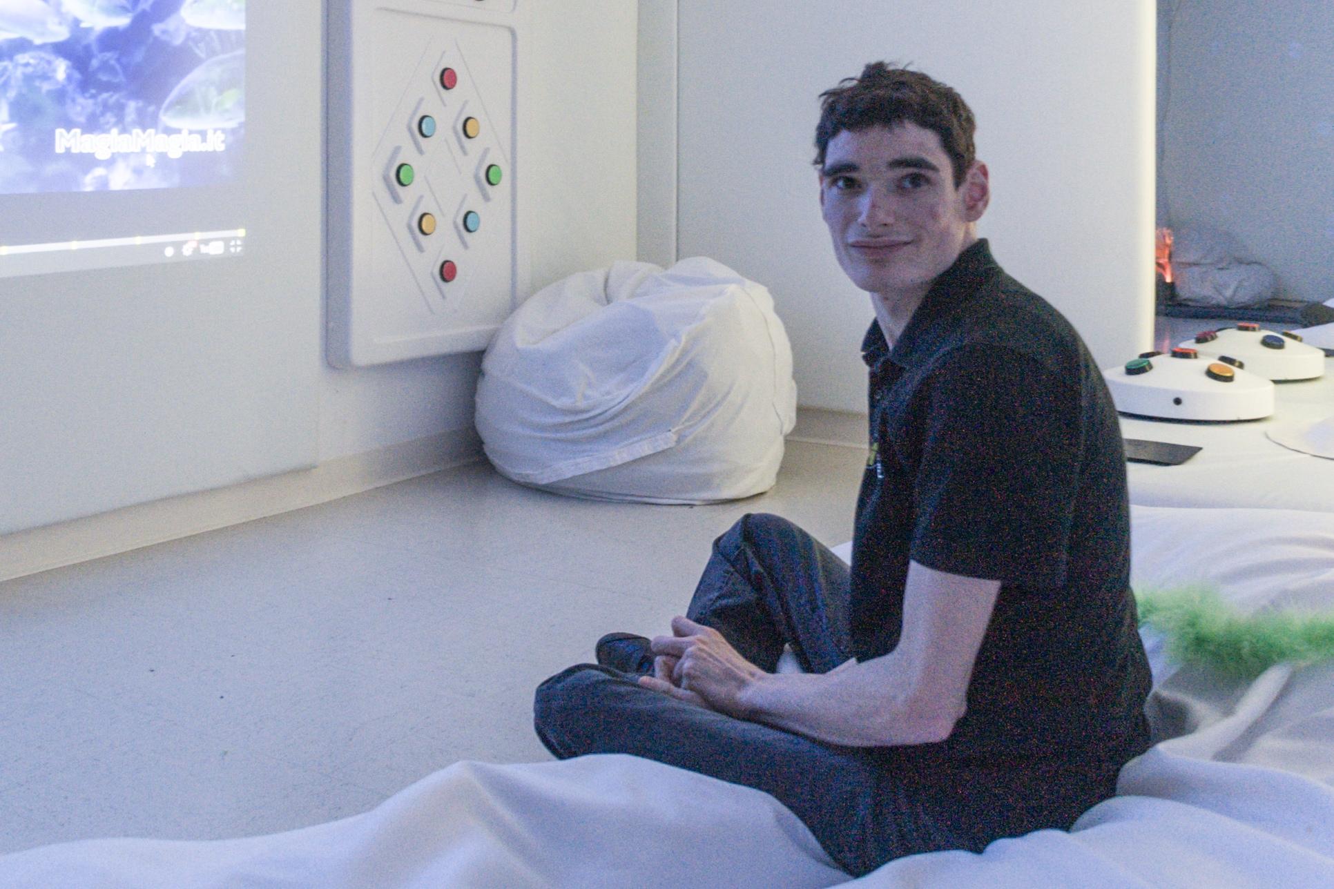 Une salle multisensorielle à Haute-Ville pour les élèves ayant une déficience intellectuelle