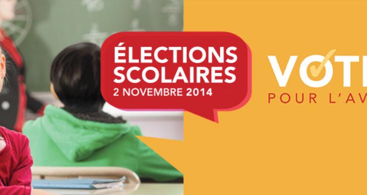 Présentation des candidats des élections scolaires 2014